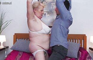 Sex med sina porrfilm för äldre vänner dominera hennes pojkvän